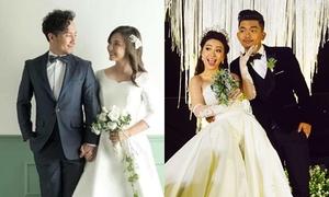 Chưa hết tháng 1, showbiz Việt đã có 8 đám cưới