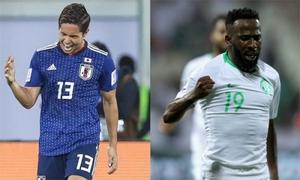 Thắng Ảrập Xêút 1-0, Nhật Bản sẽ đối đầu Việt Nam ở tứ kết