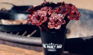 'Hoa thịt bò' - món quà cho 'team yêu thịt' ngày Valentine