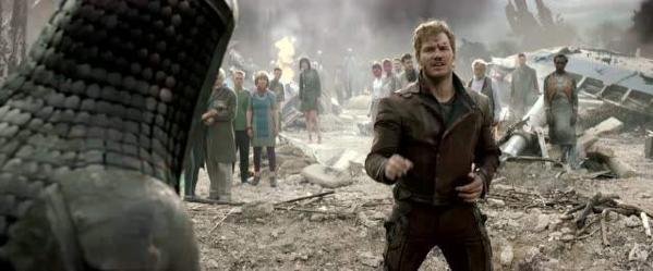 Không chỉ có hành động, phim Marvel còn có những cảnh phim thú zị như này