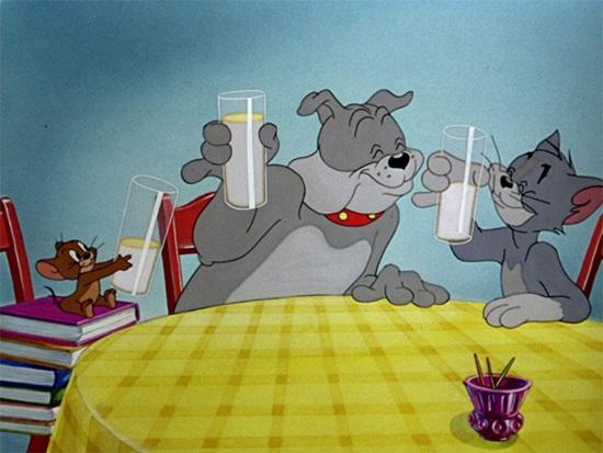 Bạn có biết các chi tiết thú vị về Tom & Jerry - 8