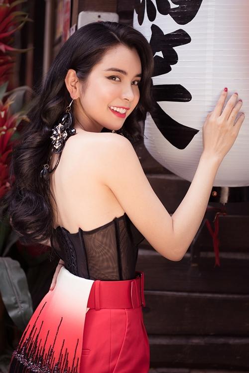 Sau cuộc thi, Huỳnh Vy tham gia nhiều hoạt động của làng giải trí như trình diễn thời trang, thảm đỏ sự kiện và các hoạt động thiện nguyện tại quê nhà.