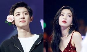 Chan Yeol và Joy bị nghi hẹn hò, fan réo tên hai nhân vật 'đặc biệt'
