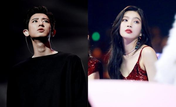 Chan Yeol - Joy bị nghi hẹn hò sau khoảnh khắc sánh đôi cùng nhau.