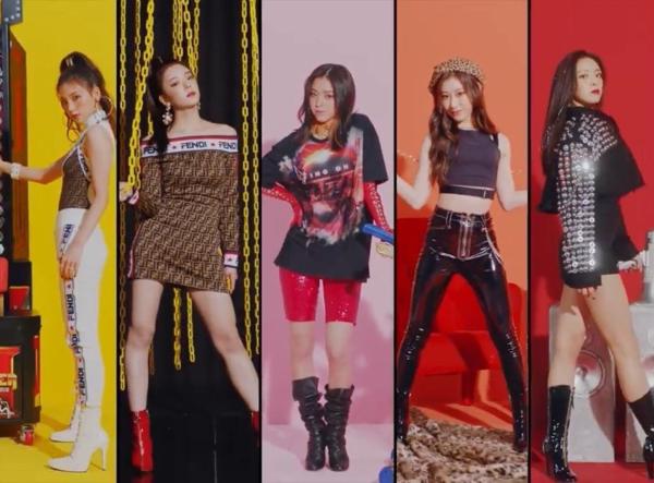 Nhóm nữ mới của JYP theo hình tượng girlcrush.