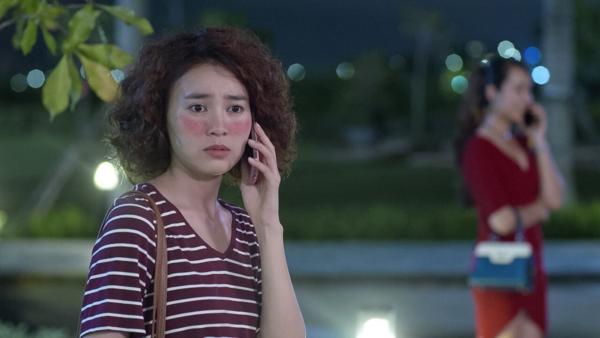 Ninh Dương Lan Ngọc vẫn xấu như trong tập 1.