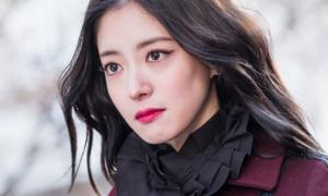 Nữ diễn viên Hàn theo nghiệp diễn vì lo bị bắt cóc