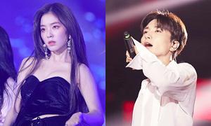 Nhảy đôi cùng Irene, Lee Teuk bị chỉ trích vì đôi tay 'kém duyên'