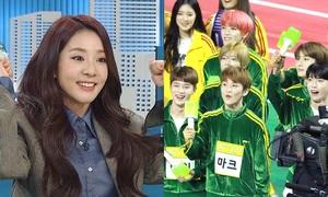 Fan 'đảo điên' khi nghe Dara - Hye Rin (EXID) tiết lộ cách idol tán tỉnh nhau tại ISAC