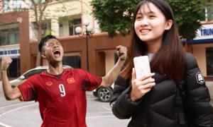 Việt Nam - Nhật Bản: Fan nữ tin các ộp-pa, fan nam đoán Nhật thắng