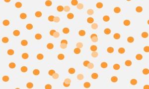 Chấm màu khác biệt mang đến thông điệp gì?