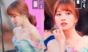 Mina (Twice) gây sốt khi khoe vai trần 'thần thánh' tại thảm đỏ Gaon