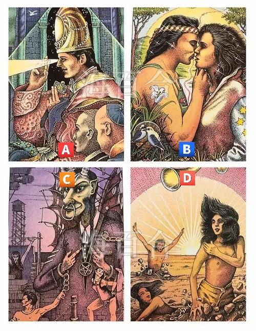 Tarot: Giai đoạn tuyệt vời nhất trong cuộc đời bạn là ở thời điểm nào?