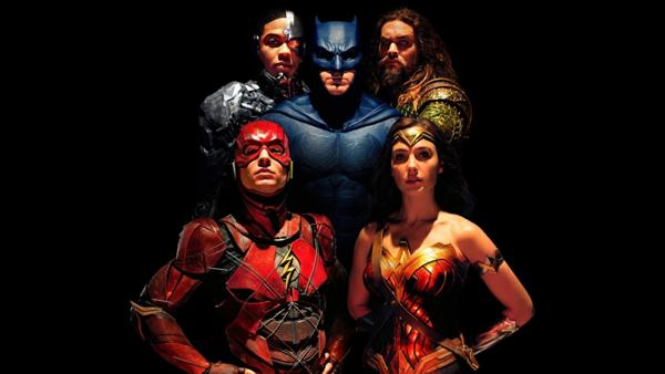 Chúng ta dựsẽ rất lâu mới có thể nhìn thấy các anh hùng này đứng cùng nhau trong một bộ phim.