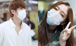 Paparazzi có nhận ra idol Hàn sau lớp khẩu trang? (2)