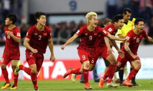Hành trình không tưởng tiến đến tứ kết của tuyển Việt Nam