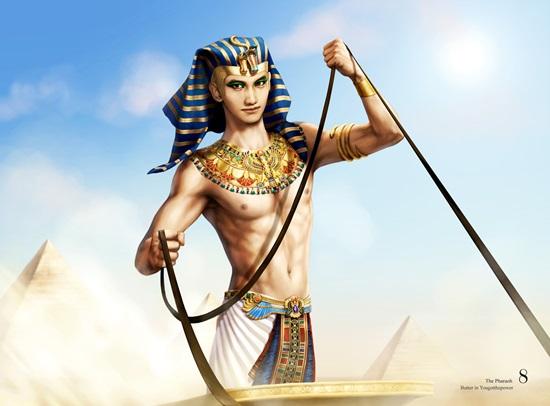 Ai Cập cổ đại, bạn nắm rõ đến đâu? (2) - 3