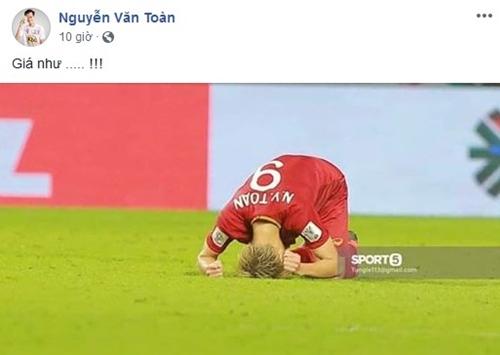 Chia sẻ đầu tiên của tuyển Việt Nam sau trận thua Nhật Bản đều nhận bão like - 1