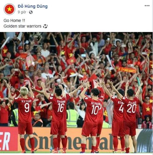 Chia sẻ đầu tiên của tuyển Việt Nam sau trận thua Nhật Bản đều nhận bão like - 5