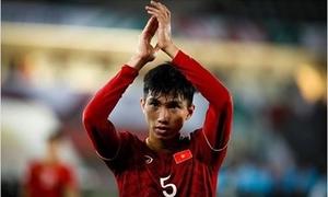 Tuyển thủ Việt chia sẻ cảm xúc sau trận thua Nhật Bản