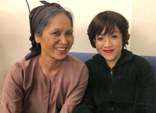 NSND Lan Hương bất ngờ xuất hiện với vai trò khách mời đặc biệt của Táo Quân 2019.