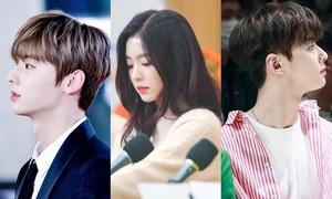 Những mỹ nam mỹ nữ có góc nghiêng thần thánh nhất Kpop
