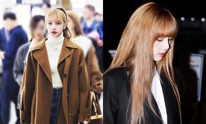 Không chỉ Jennie, Lisa cũng có street style đáng để fan học hỏi