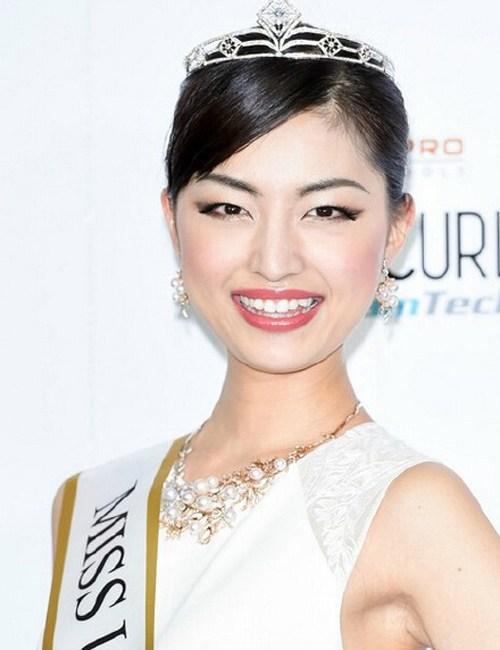 Hoa hậu Hoàn vũ Nhật Bản 2016, Sari Nakazawa