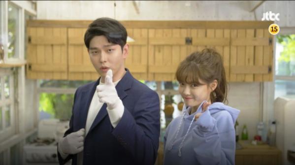 4 cặp đôi màn ảnh 2018 có chemistry sai trái nhất theo bình chọn của fan Hàn - 2