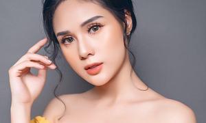 Bạn gái Trọng Đại U23: 'Học được cách chịu miệng lưỡi thiên hạ khi thi hoa hậu'