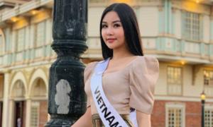 Khán giả chỉ trích, Ngân Anh vẫn vào top 6 Miss Intercontinental nhờ bình chọn