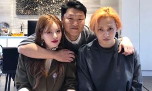 Cứ tưởng 'không ai nhận', Hyun Ah - E'Dawn bất ngờ đầu quân về công ty PSY