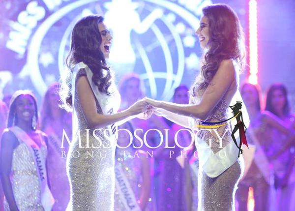 Mất 6 tiếng để khán giả biết người đẹp Philippines là Tân Hoa hậu.