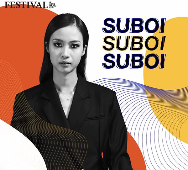Festival Lê Hồng Phong 2019 quy tụ dàn sao Vbiz đậm cá tính - 2