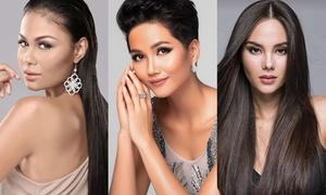 9 hoa hậu đẹp nhất thế giới đương đại