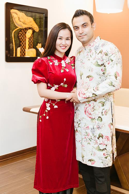 Vừa cưới xin, Võ Hạ Trâm cùng chồng Ấn Độ dọn nhà đón Tết - 8