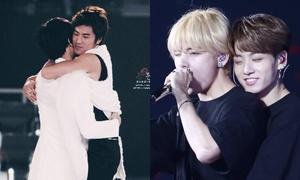5 tin đồn idol yêu đồng giới gây xôn xao fan Kpop