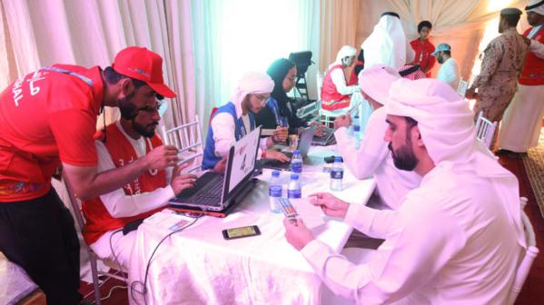 BTC nhanh chóng thông báo hết vé do một số lượng lớn đã được mua bởi Hoàng tử UAE.