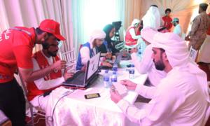 Hoàng tử UAE mua toàn bộ vé, ngăn CĐV Qatar vào sân ủng hộ đội nhà