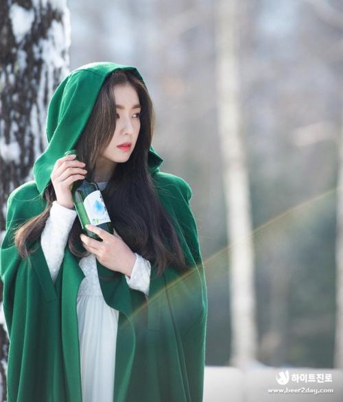 Irene là idol hiếm hoi có vị trí cao trên bảng xếp hạng thương hiệu quảng cáo.