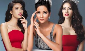 12 người đẹp Việt từng vào BXH 'Hoa hậu đẹp nhất thế giới'
