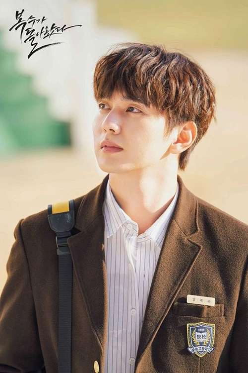7 diễn viên Hàn gây xao xuyến với bộ đồng phục dù đã quá tuổi