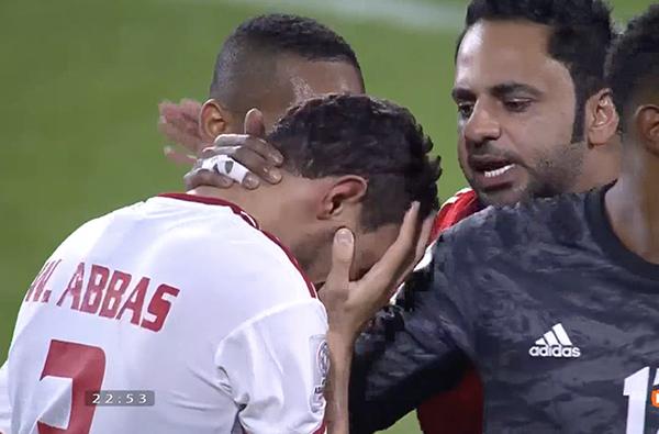 UAE chấm dứt giấc mơ vào chung kết Asian Cup.