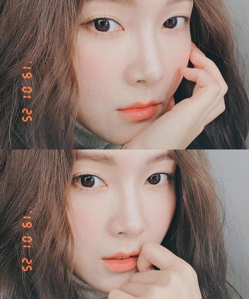 Jessica khoe vẻ đẹp mong manh trong veo