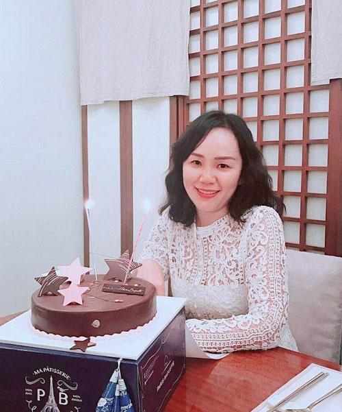 Chị Văn Tố Lan - người sáng lập Công ty Lanci.