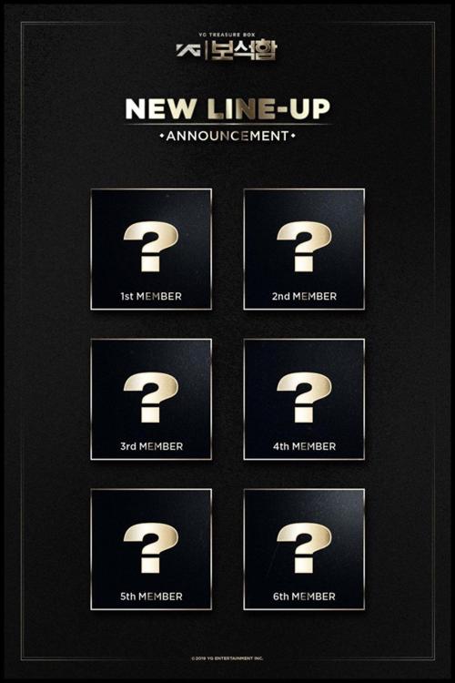 &và nhóm nam khác sẽ cùng debut năm 2019.