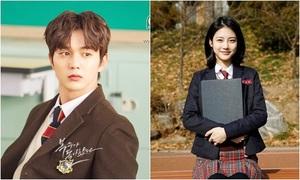 5 diễn viên Hàn 'trẻ hóa' chỉ nhờ đồng phục học sinh