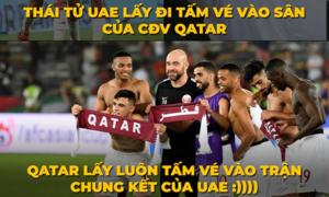 Những bình luận gây cười nhất về 'trận bán kết bi kịch' của UAE