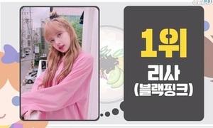 Lisa (Black Pink) được người Hàn 'quan tâm' nhất trong dịp Tết