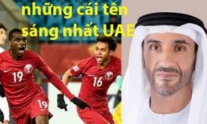 UAE bị chế ảnh 'bao trọn khán đài vẫn thua thảm'